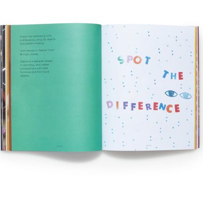MYO Volume 1 Spot The Difference Donna Wilson Make Your Own