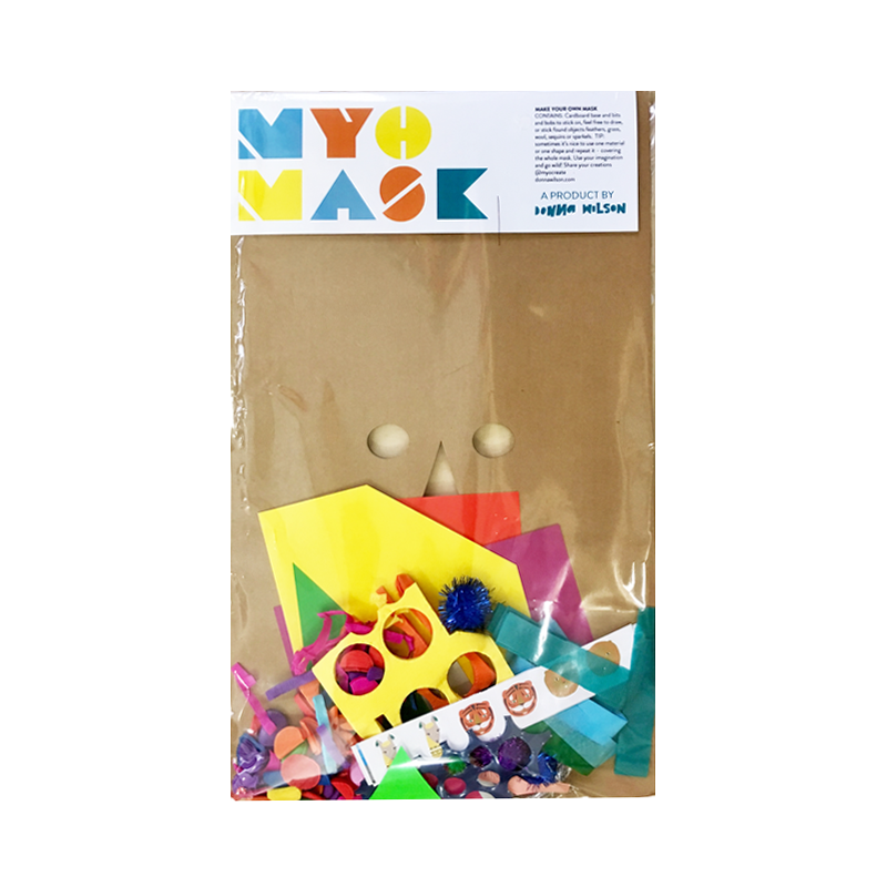 Donna Wilson - Make Your Own Mask (MYO)