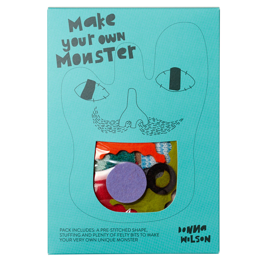 Making Your Own Halloween Decorations: Make Your Own Monster Kit
