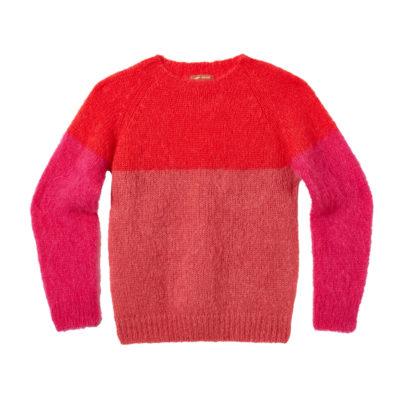 Maud Sweater - Pink - Donna Wilson