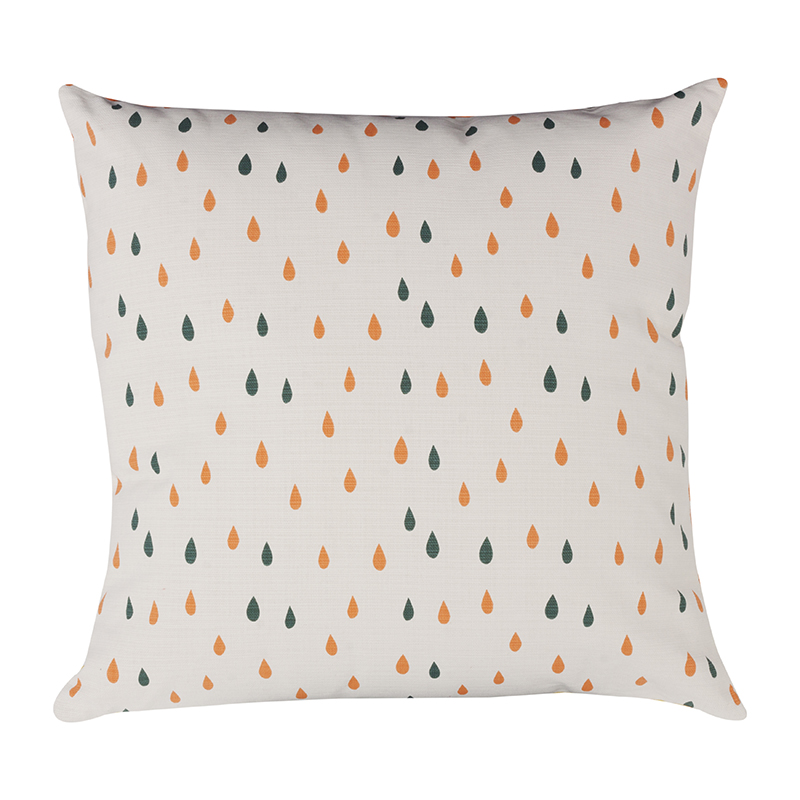 Donna Wilson Meg Cushion Cream Back