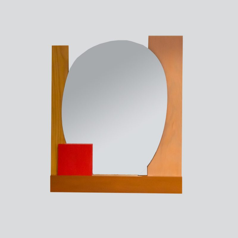 Abstract Assembly - Mirror No. 2 - Donna Wilson