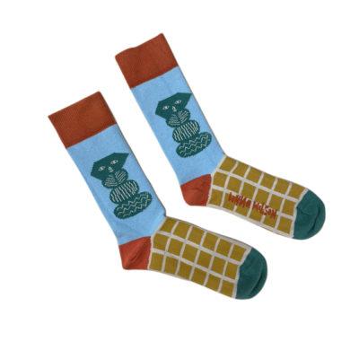 Socks - Totem Socks - Donna Wilson