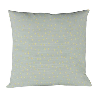 Donna Wilson Owl Cushion Duck Egg Back