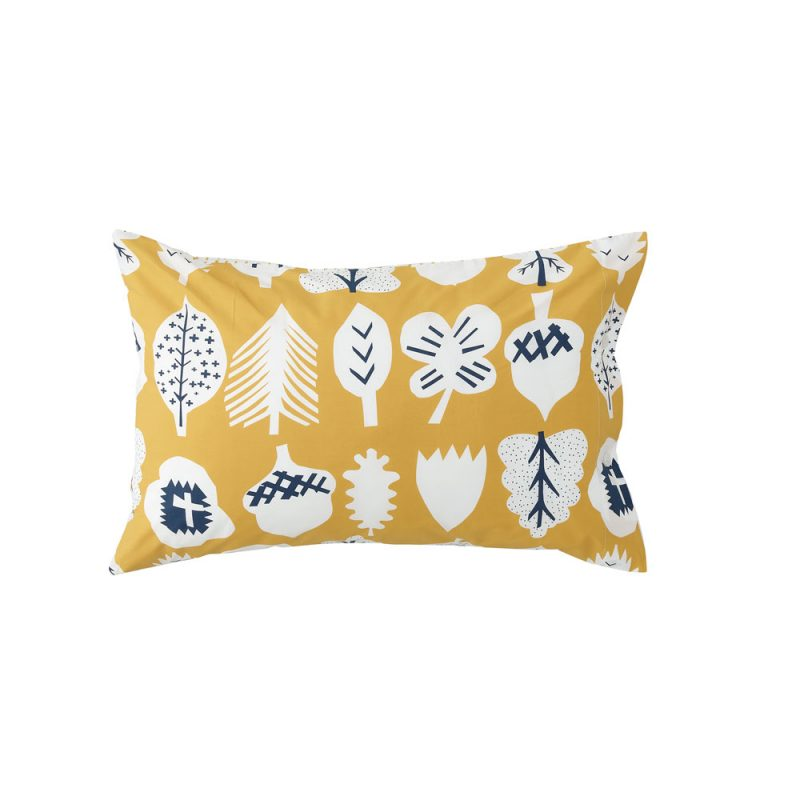 Donna Wilson - Acorn Bed Set - Pillowcase - Front