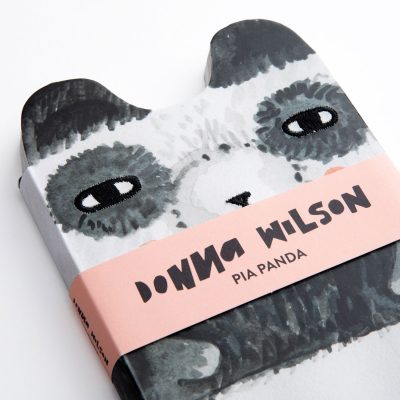 Donna Wilson - Pia Panda Critter Journal