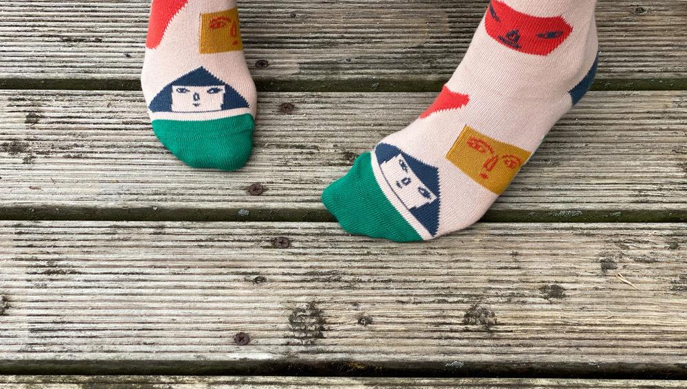 Pick 'n' Mix Socks - Donna Wilson