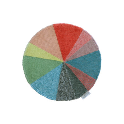 Pie Chart Woolable Rug - Donna Wilson x Lorena Canals