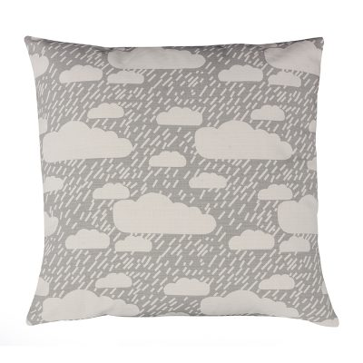 Donna Wilson Rainy Day Cushion Grey