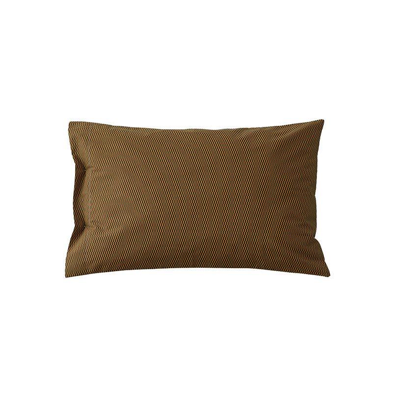 Donna Wilson - Rainy Day Bed Set - Grey - Pillowcase - Reverse