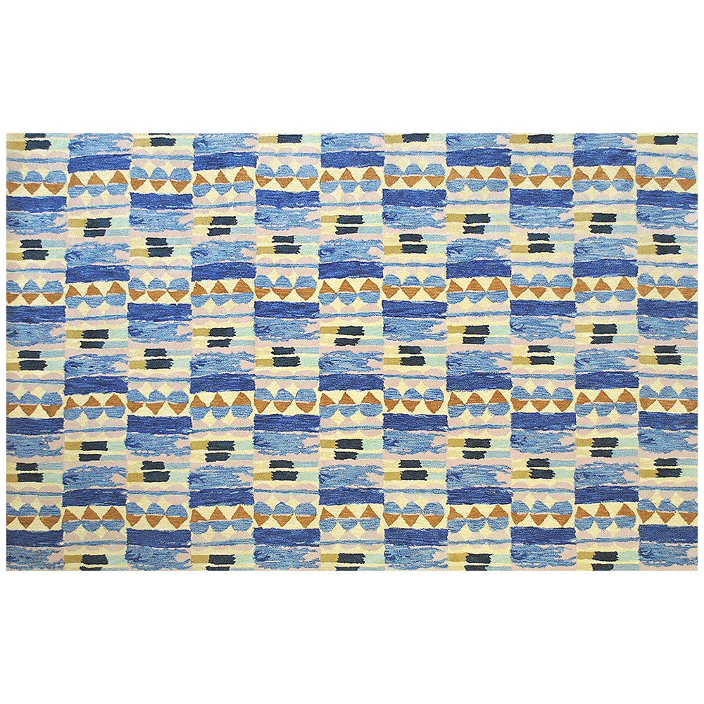Sea Pebble Rug By Donna Wilson For Scp