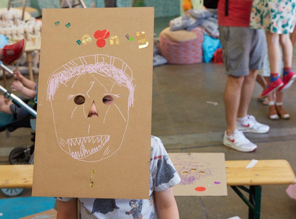 MYO Mask Making