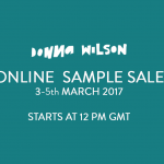 Online Sample Sale – One week to go!