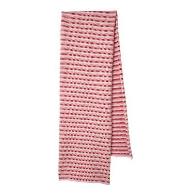 Donna Wilson - Pixel Dash Scarf - Pink