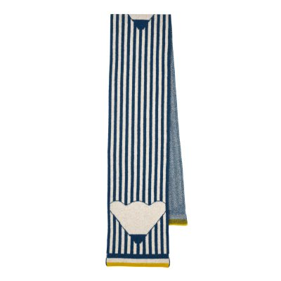 Donna Wilson - School Pencil Scarf - Blue
