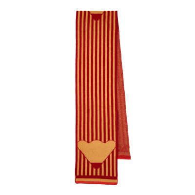 Donna Wilson - School Pencil Scarf - Red