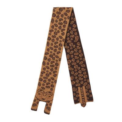 Scarves - Leopard Scarf - Donna Wilson