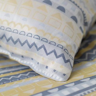 Donna Wilson Collaboration with Secret Linen Store, Scandi Bed Linen, Corner, double duvet £49, pillowcase £15