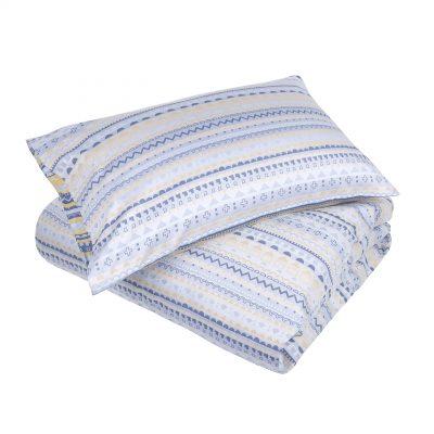 Donna Wilson Collaboration for Secret Linen Store, Scandi Bed Linen, cut out, double duvet £49, pillowcase £15