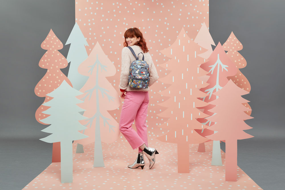 LeSportsac x Donna Wilson - Singing in the Woods Backpack