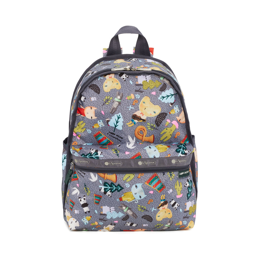 Le Sportsac x Donna Wilson Singing in the Woods Basic Backpack