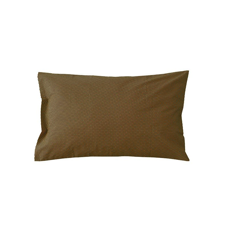 Donna Wilson - Single Tree Bed Set - Cream - Pillowcase - Reverse