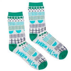 Donna Wilson Hatchy Socks