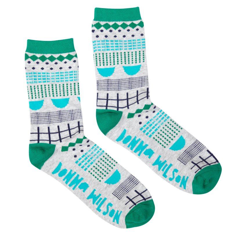 Donna Wilson - Women's Hatchy Socks