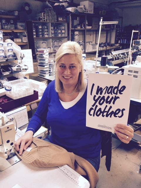 Fashion Revolution Staff Aldona