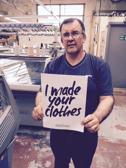 Fashion Revolution Staff David