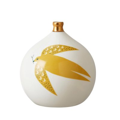 Stationery Bauble Dove Large