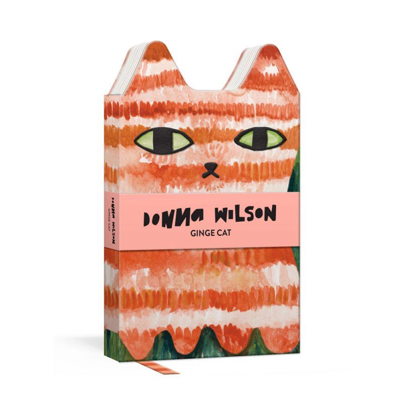 Donna Wilson - Ginge Cat Journal
