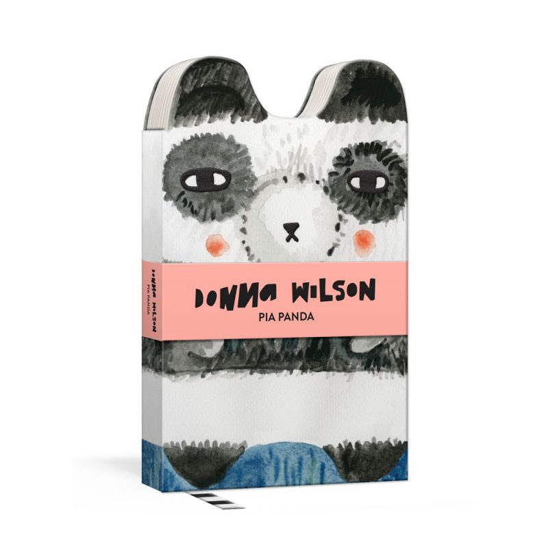 Donna Wilson - Pia Panda Journal