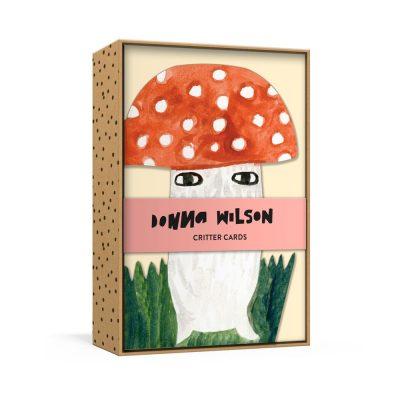 Donna Wilson - Critter Notecards