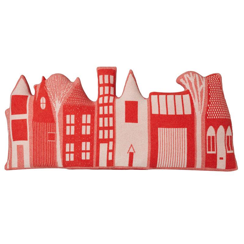 Street Bolster Cushion - Donna Wilson