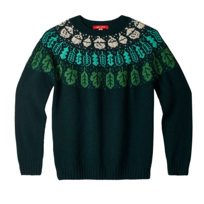 Donna Wilson - Acorn Oak Sweater - Green