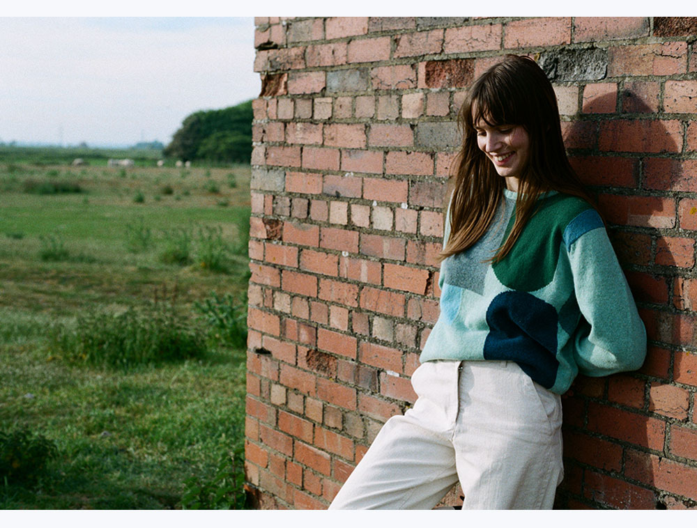 Hue Sweater - Donna Wilson