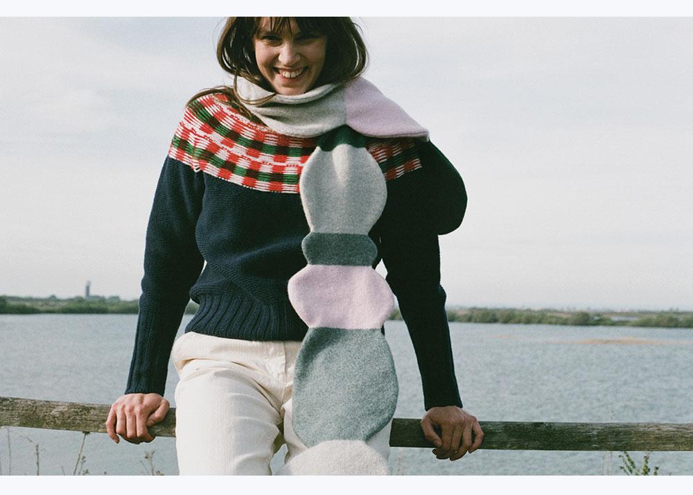 Isla Sweater - Donna Wilson