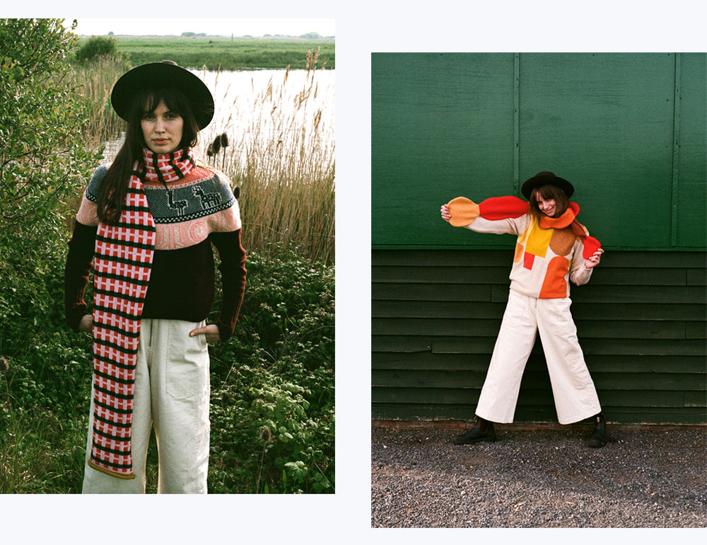 Frida & Hue Sweaters - Donna Wilson