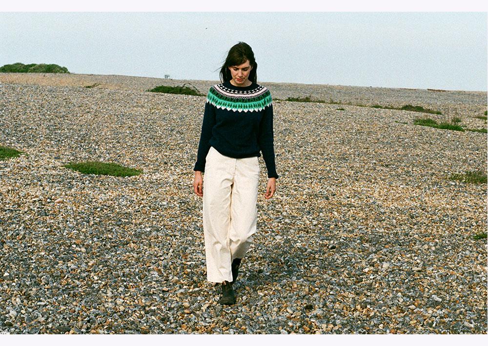 Helga Sweater - Donna Wilson