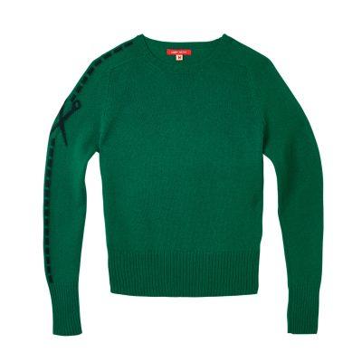Donna Wilson - Snip Snip Sweater - Green