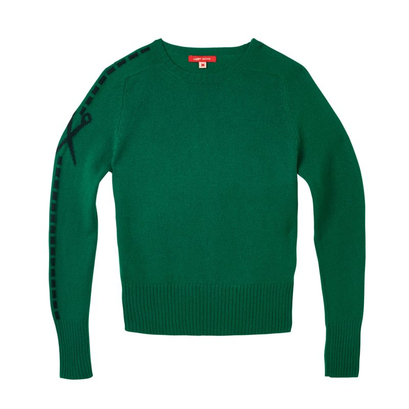 Donna Wilson - Snip Snip Sweater - Green