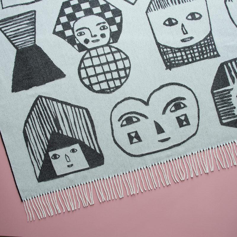 Blankets - Jumbo Allsorts Throw