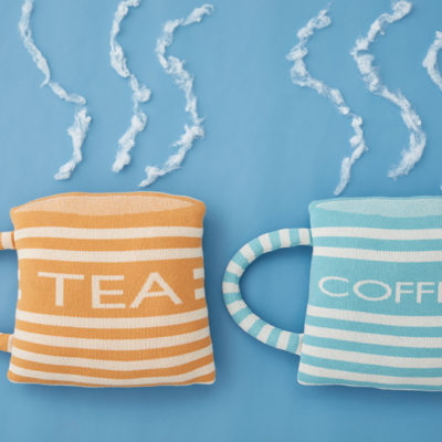 Tea and Coffee Cushions