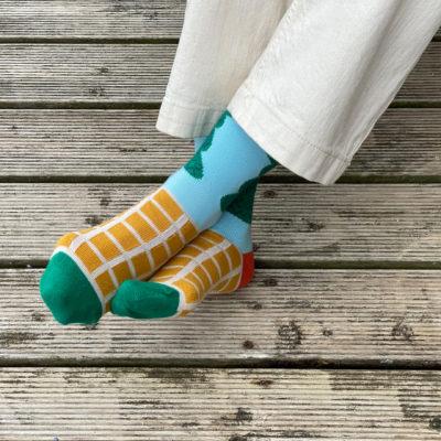 Totem Socks - Donna Wilson