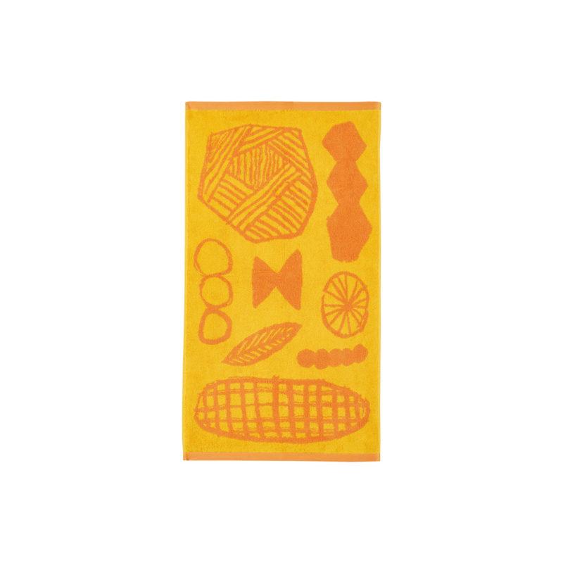 Marmalade Mix Hand Towel - Donna Wilson
