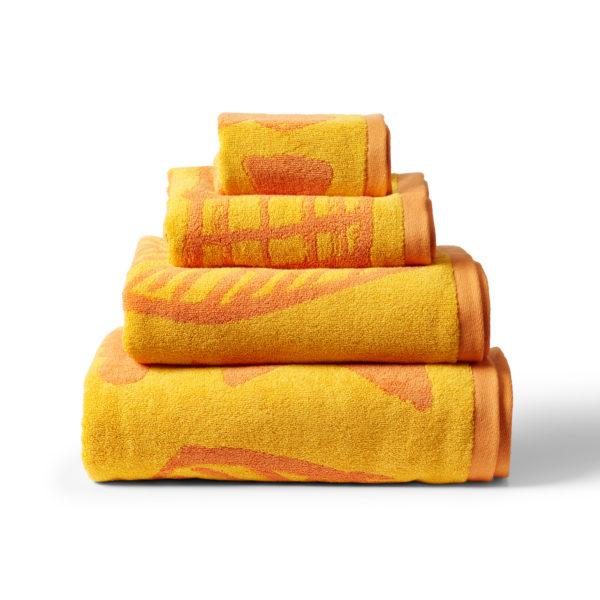 Marmalade Mix Towels - Donna Wilson