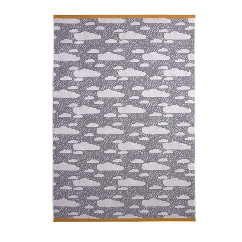 Donna Wilson - Rainy Day Bath Sheet - Grey