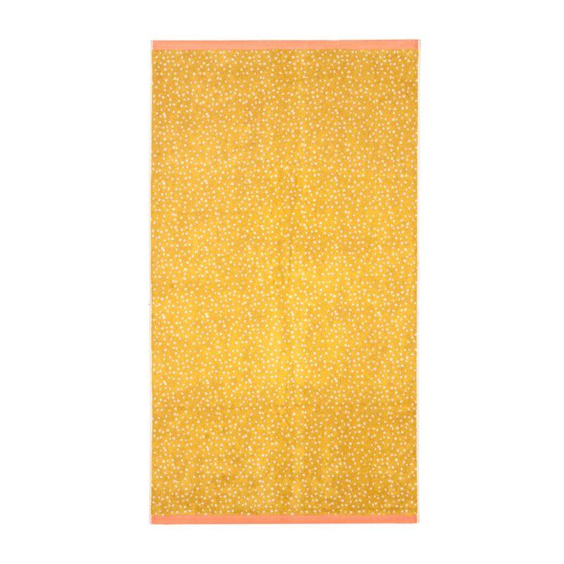 Donna Wilson - Polka Dot Bath Towel - Mustard