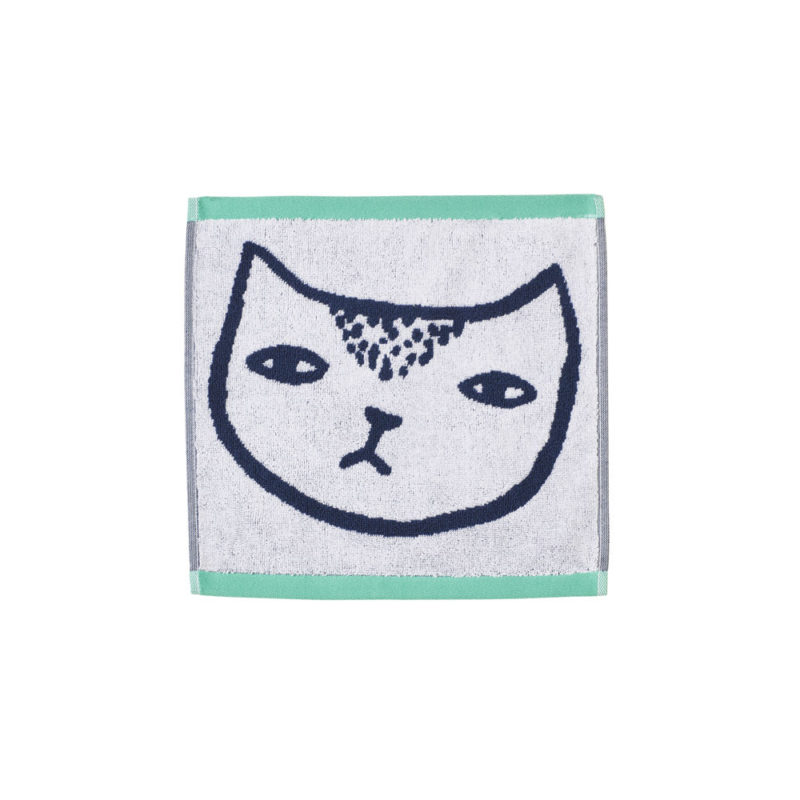 Cat Face Cloth - Donna Wilson